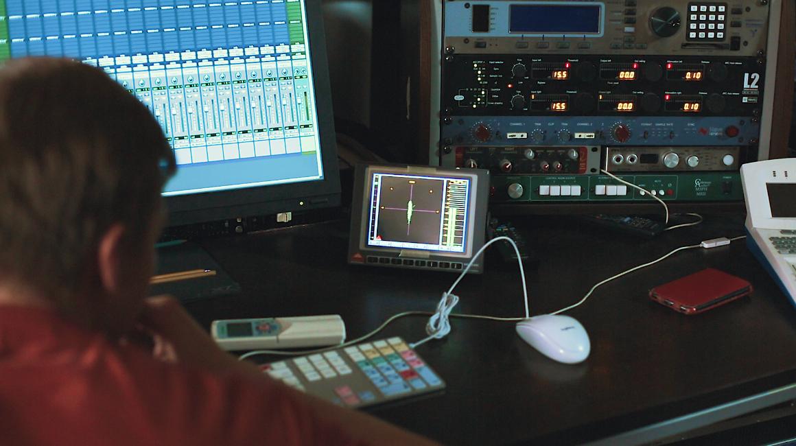 Оборудование музыкальной студии